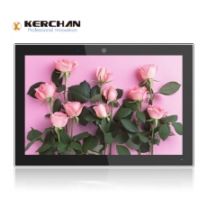SAD1010S Small mini lcd advertising player for wall mount instore advertising digital screen