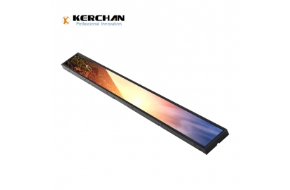China New Arrival !!! SAD2301KL Superthin Stretched Bar Advertising Digital Signage Display Monitor Screen company