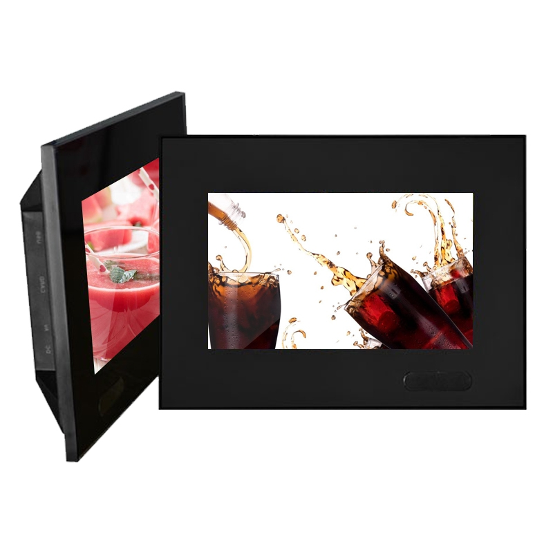 7″ Small LCD Digital Signage with Motion Sensor - LCD Advertising ...